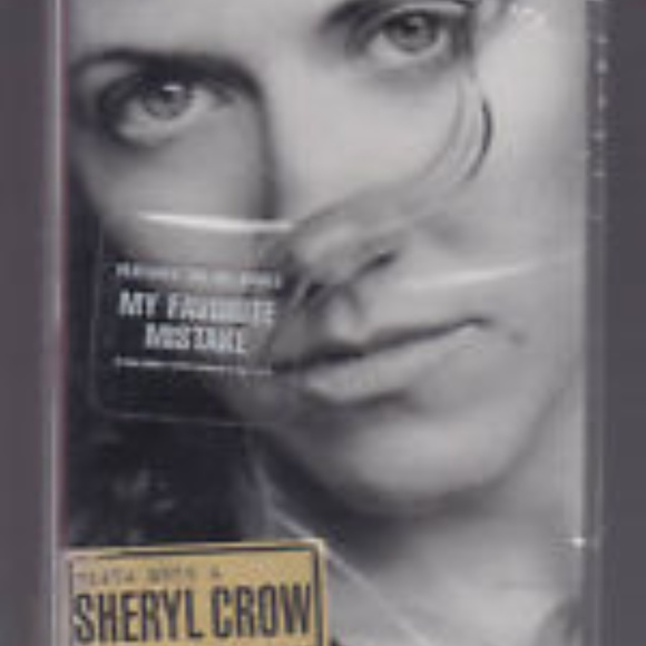 a&m Other - Sheryl Crow Globe Sessions Sealed Cassette